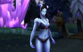 Model updates - draenei female 4.jpg