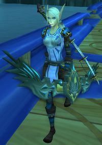 Image of Silver Blade Sailor