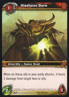 Gladiator Dorn TCG Card.jpg