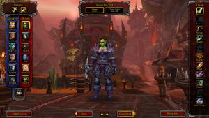 Character - Wowpedia - Your wiki guide to the World of Warcraft