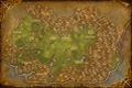 Map of the Arathi Highlands - Battle for Azeroth