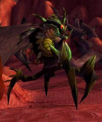 Image of Quillfang Ravager