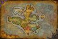 Mapa Draenoru