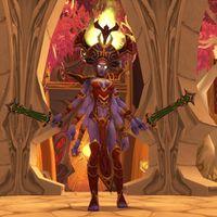 Image of Priestess Delrissa