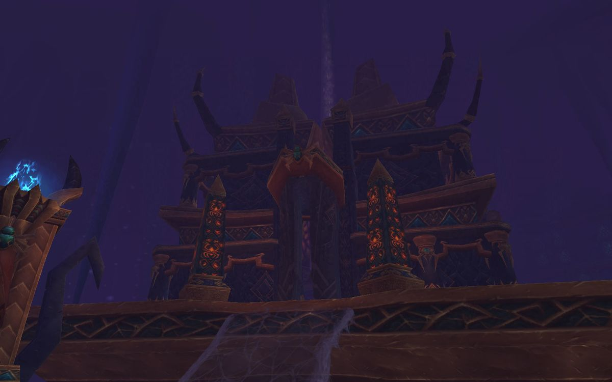 Fallen Temple Of Ahnkahet Wowpedia Your Wiki Guide To The World