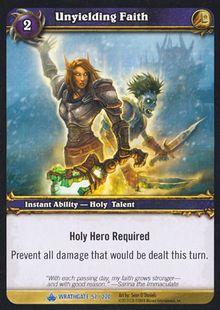 Unyielding Faith TCG Card.jpg