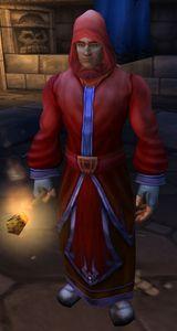 Image of Caretaker Nevlin