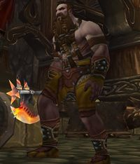 Image of Dragonflayer Weaponsmith