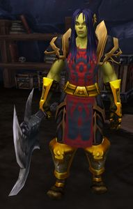 Image of Stone Guard Ruk'Ra