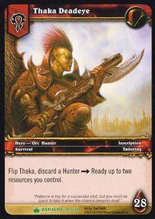 Thaka Deadeye TCG Card.jpg