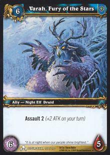Varah, Fury of the Stars TCG Card.jpg