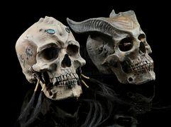 Draenei skulls Warcraft film props.jpg