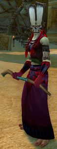 Image of Sandfury Witch Doctor