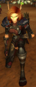 Image of Spy-Mistress Anara