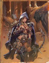 Image of Syreian the Bonecarver