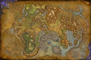 Suramar City - Wowpedia - Your wiki guide to the World of ... on