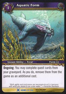 Aquatic Form TCG Card.jpg