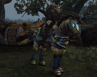 Image of Quartermaster Brazie