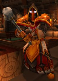 Image of Scarlet Commander Rodrick