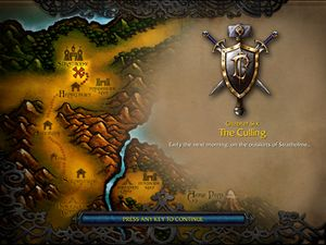 The Culling Wc3 Human Wowpedia Your Wiki Guide To The World