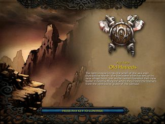Old Hatreds (WC3 Orc)