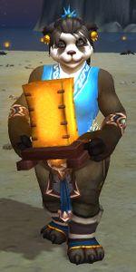 Image of Wandering Pilgrim