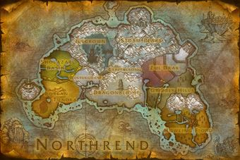Northrend | wowwiki | fandom.