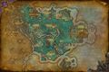 Map of Shadowmoon Valley (Alliance Garrison)