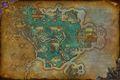 Map of Shadowmoon Valley (Alliance Garrison)