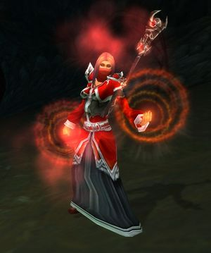 Blood magic - Wowpedia - Your wiki guide to the World of Warcraft