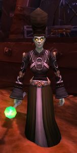 Image of Dark Cleric Cecille