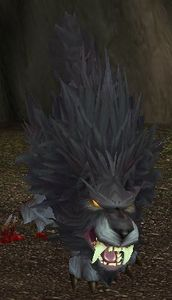 Image of Bloodthirsty Worg