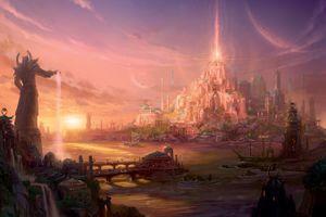 Kaldorei Empire - Wowpedia - Your wiki guide to the World of