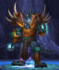 Image of Warbringer Goredrak