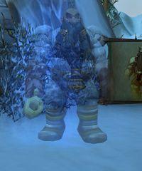 Image of Cheerful Dwarf Spirit