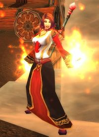 Image of Scarlet Mage