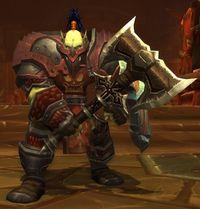 Image of Kor'kron Iron Sentinel