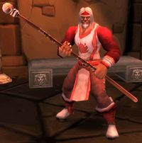 Image of Scarlet Disciple