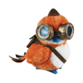 Traveler Pepe plush.png