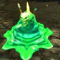 Image of Animated Plague Slime