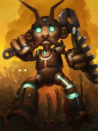 Image of Gearmaster Mechazod