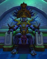 Image of King Rastakhan