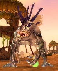Image of Grimscale Forager