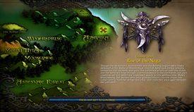 Rise of the Naga (WC3 NightElf)