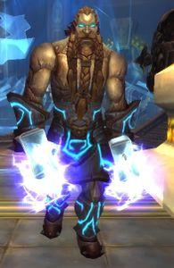 Image of Dark Rune Thunderer