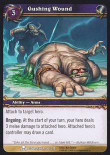 Gushing Wound TCG Card.jpg