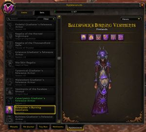Appearances - Wowpedia - Your wiki guide to the World of
