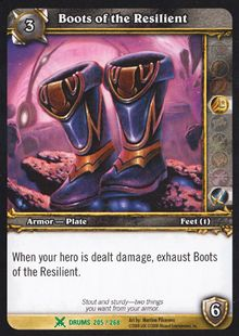 Boots of the Resilient TCG Card.jpg