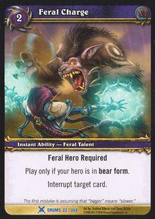 Feral Charge TCG Card.jpg