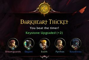 Mythic+ - Wowpedia - Your wiki guide to the World of Warcraft